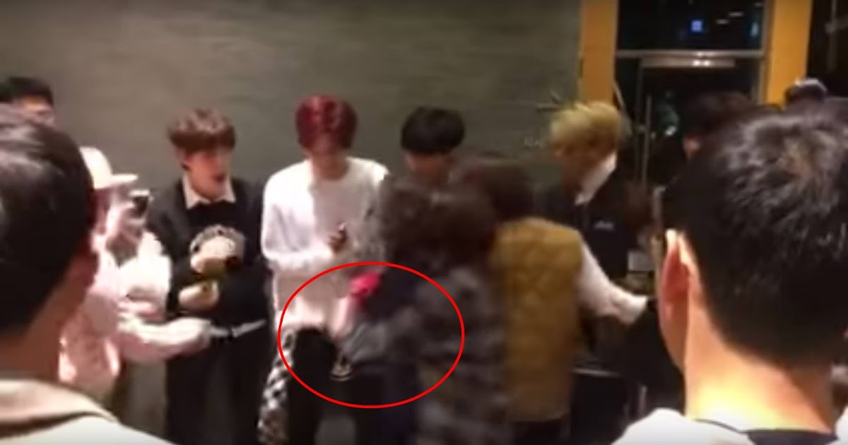 ☆BREAKING] Infinite and B1A4 sexually molested backstage at SNL