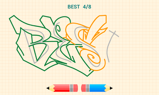 How to Draw Graffitis 7.1.2 Apk for Android 4