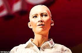 Không dừng ở quyền công dân, robot Sophia còn muốn lấy chồng, có con | Báo  Dân trí