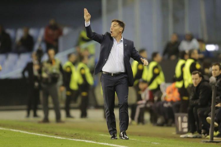 """Le Celta jouera pour gagner : """"Ici avec le meilleure onze possible"""""""