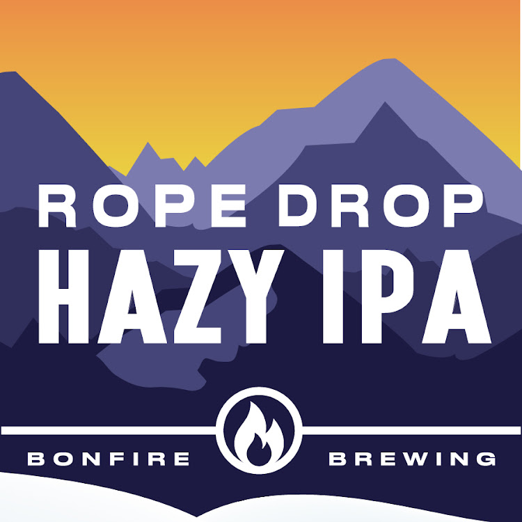 Logo of Bonfire Rope Drop Hazy IPA