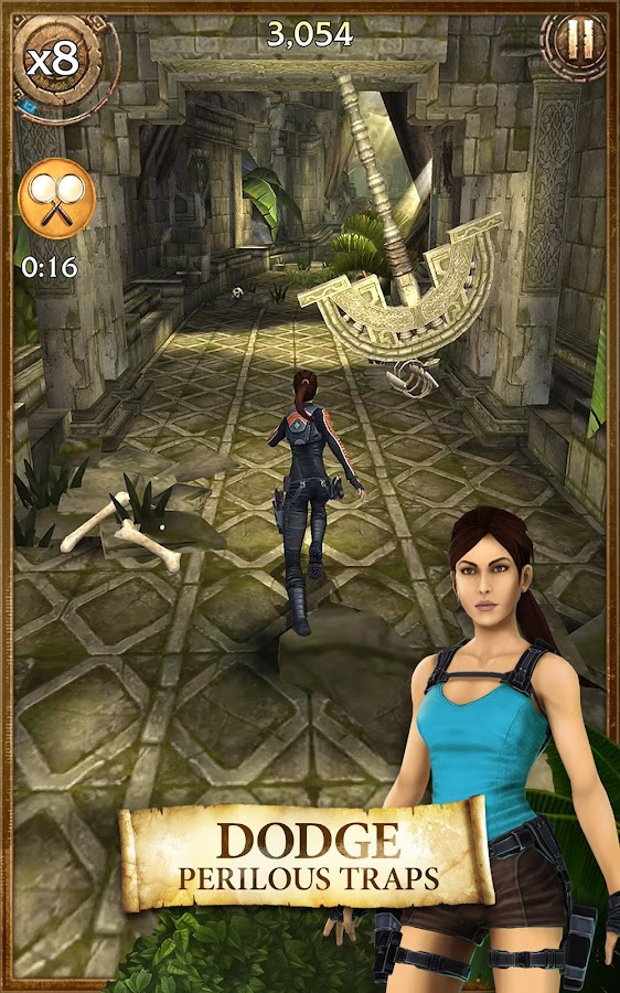 Lara Croft: Relic Run- screenshot