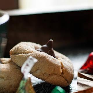 Hershey's Kiss Cookies.