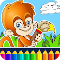 Dora Coloring Book icon