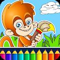 Dora malen für Kinder icon