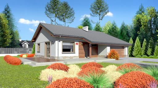 projekt Dom przy Przyjemnej 7