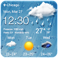 World Weather Forecast widget
