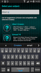 Virtual Assistant DataBot: Artificial Intelligence Screenshot