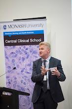 Photo: Professor Stephen Jane, Head of Central Clinical School.