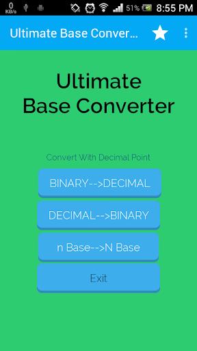 Ultimate Base Converter