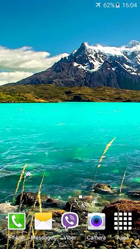 風景4Kビデオライブ壁紙
