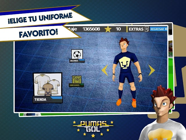 android Pumas Gol Screenshot 9