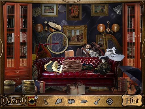 Sherlock Holmes : Hidden Object Detective Games screenshots 9