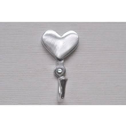 Krok med hjärta i aluminium