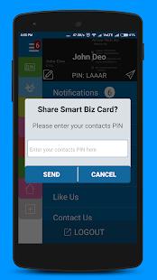 Smart Biz Cards - SBC - náhled