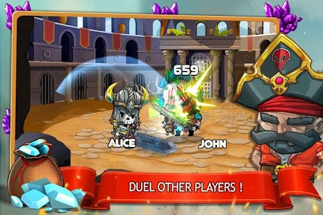 Tiny Gladiators (Unreleased)- screenshot thumbnail