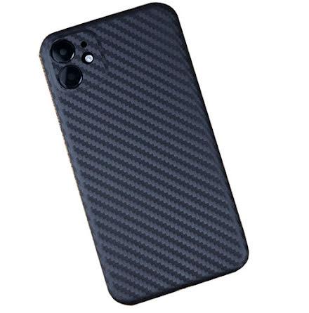 iPhone 11 - Stilrent Karbon-Design Skal