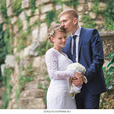 Wedding photographer Sergey Chuprina (markovich). Photo of 28.02.2016