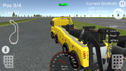 Truck & Bus Race 2016 game (apk) free download for Android/PC/Windows screenshot