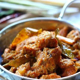 Lamb Rendang Recipe (Spicy Lamb Curry).
