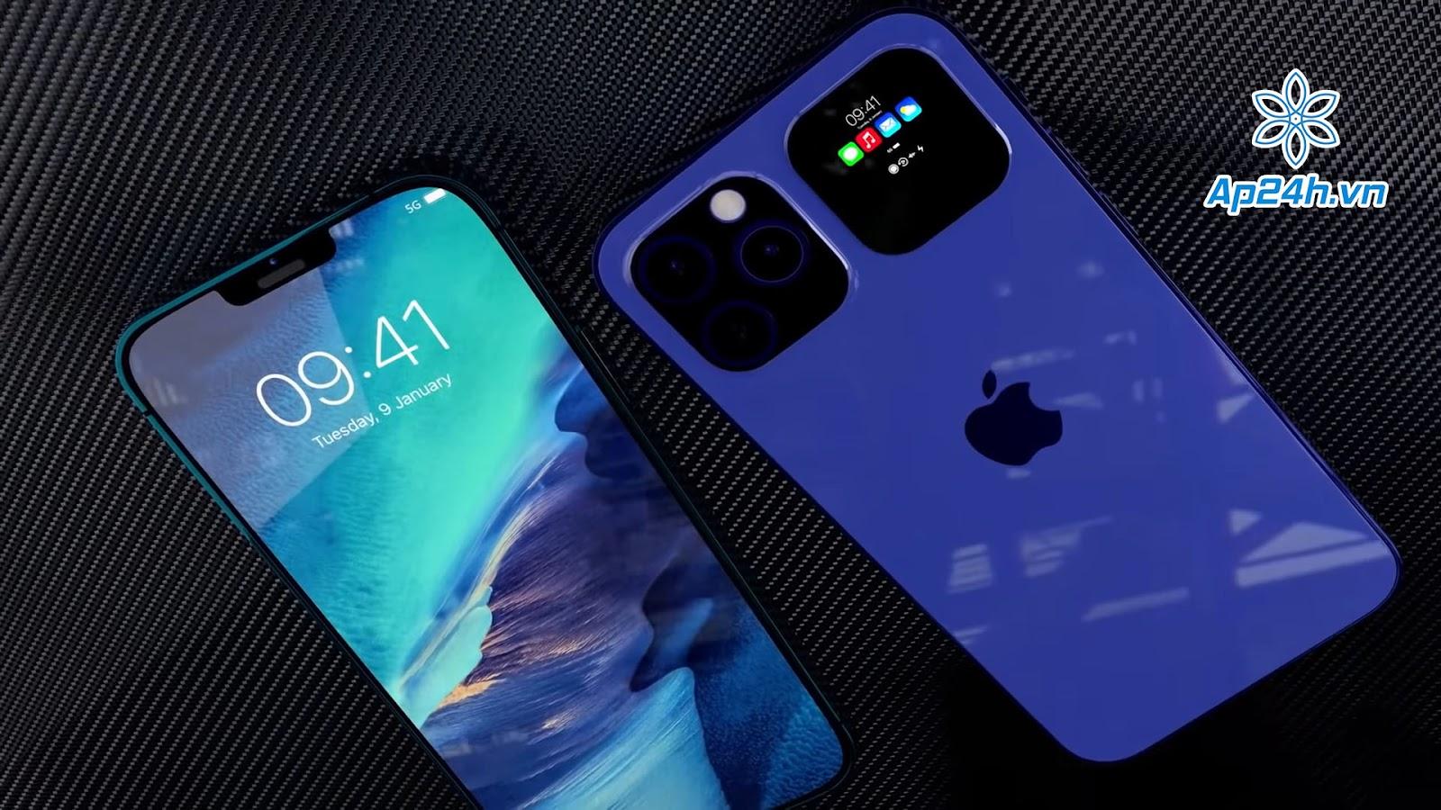 iPhone 13 sẽ giữ nguyên kích thước màn hình