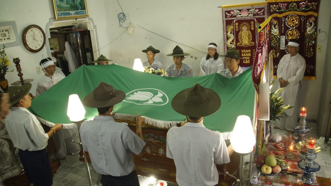 Bản tin số 1: Tang lễ Huynh trưởng Diệu Mai – Nguyễn Thị Dậu