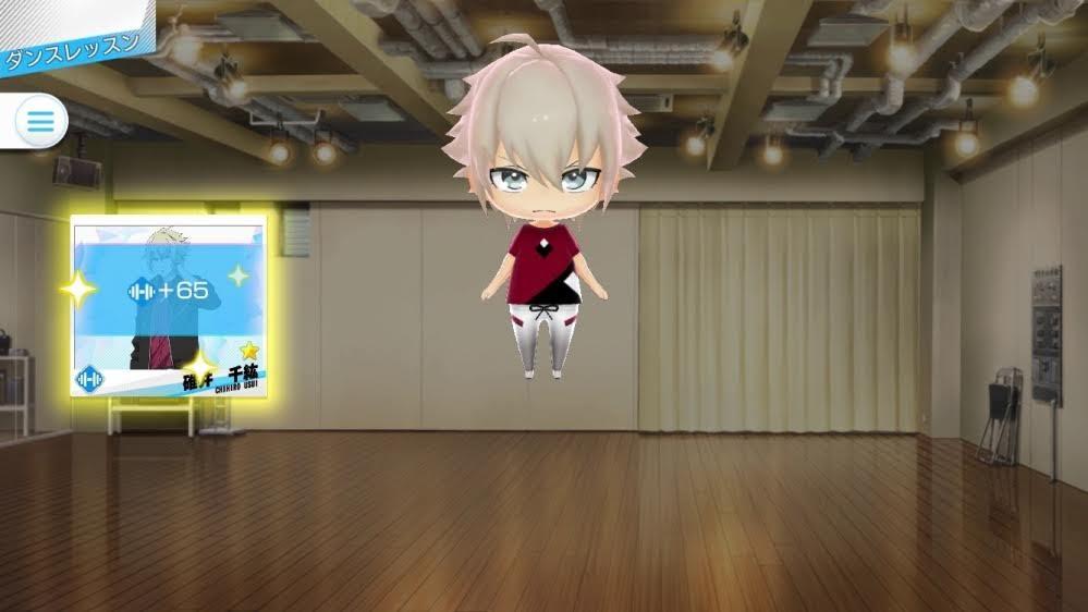 【画像】ゲーム内に登場する「フォト」をアイドルにセットしてレッスンすると、効果がアップ!