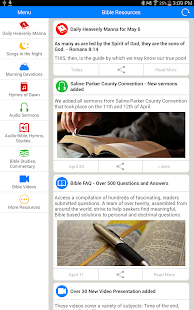 Bible Study Tools, Audio Video- screenshot thumbnail
