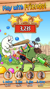 Simon's Cat – Pop Time MOD Apk 1.17.1 (Unlimited Lives/Coins) 4