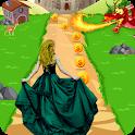 Lost Princess Free Run -Temple Dragon OZ CASTLE icon