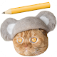 Sticky Note Cats' Hair Hats APK