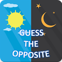 Guess the opposite icon