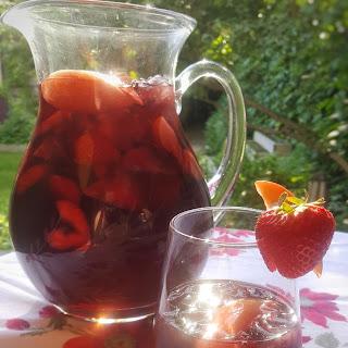 Italian Summer Sangria.
