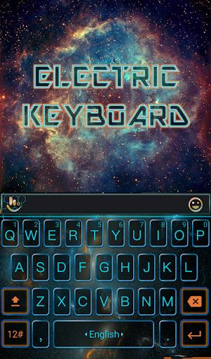 Free Electric Keyboard Theme