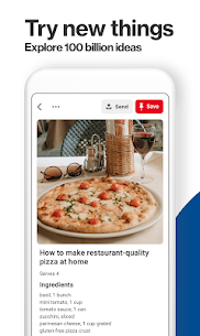 Pinterest 8.37.0 MOD APK [UNLOCKED ALL FEATURES] 4