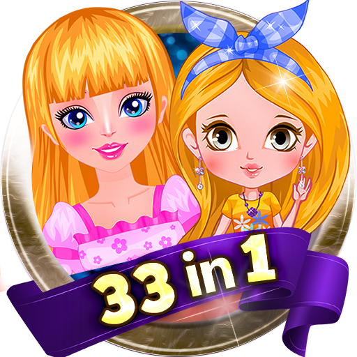 33 in 1 Games For Girls file APK for Gaming PC/PS3/PS4 Smart TV