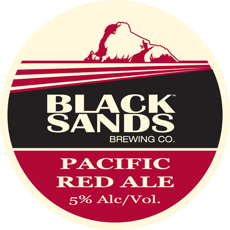 Logo of Black Sands Red Ale
