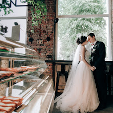 Wedding photographer Nastya Podosinova (Podos). Photo of 07.02.2018