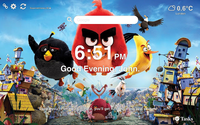 Angry Birds 2 HD Wallpaper 2019