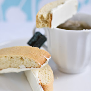 White Chocolate Lemon Biscotti