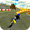 Race The Bike 3D icon