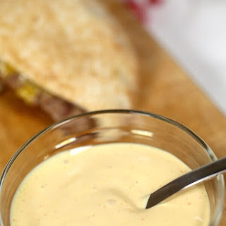 The BEST Burger Sauce.