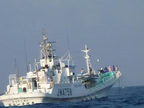 Photo: カツオ船!