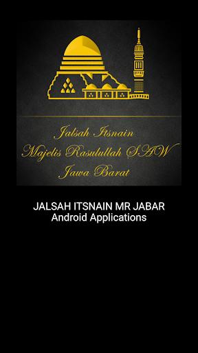 JALSAH ITSNAIN MR JABAR