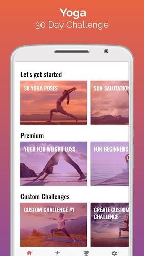 Download 30 Tage Yoga Challenge Apk Letzte Version App Von Steveloper Fur Android Gerate