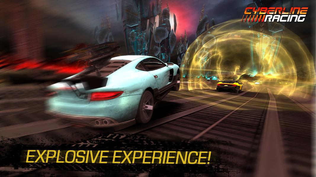 Cyberline Racing v0.9.5714 APK