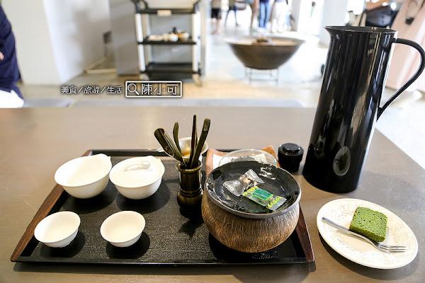 大溪老茶廠,在茶書屋茗茶渡過美妙下午茶時光