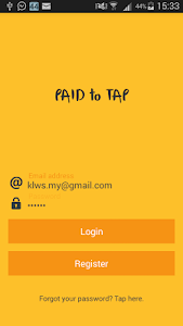 Paid To Tap screenshot 0