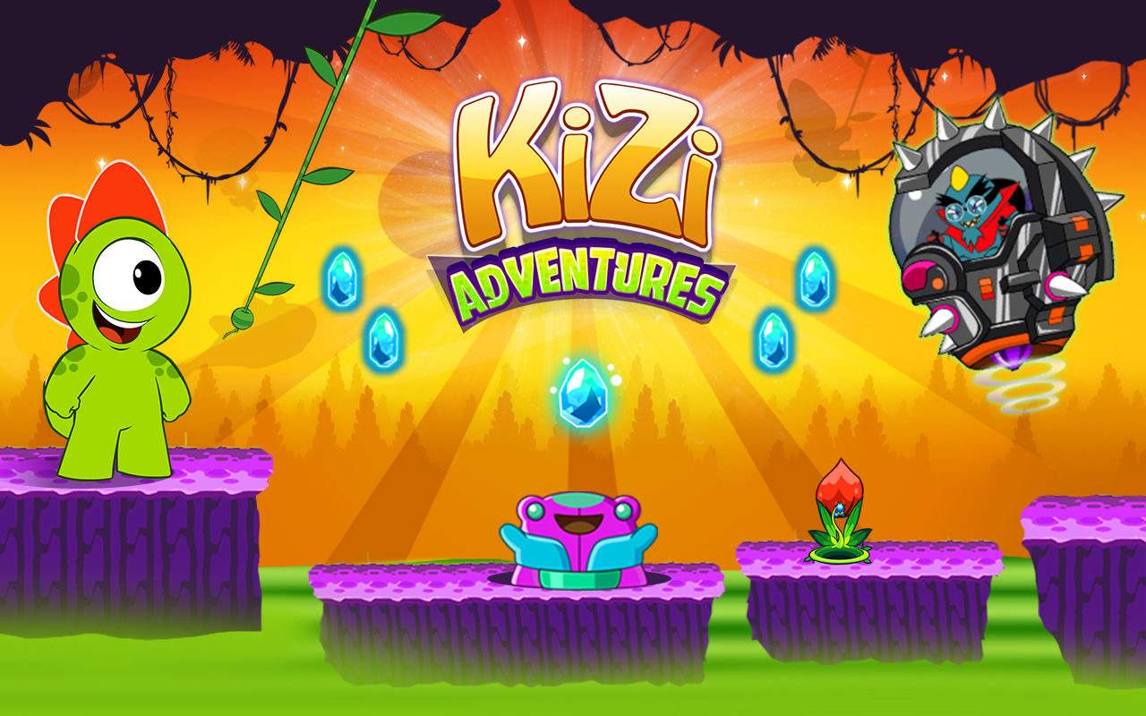 Kizi Adventures- screenshot