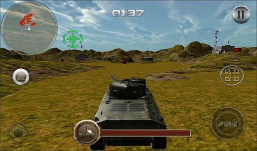 装甲坦克战争模拟